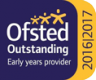 Ofsted Outstanding Early Years Provider 2016/17